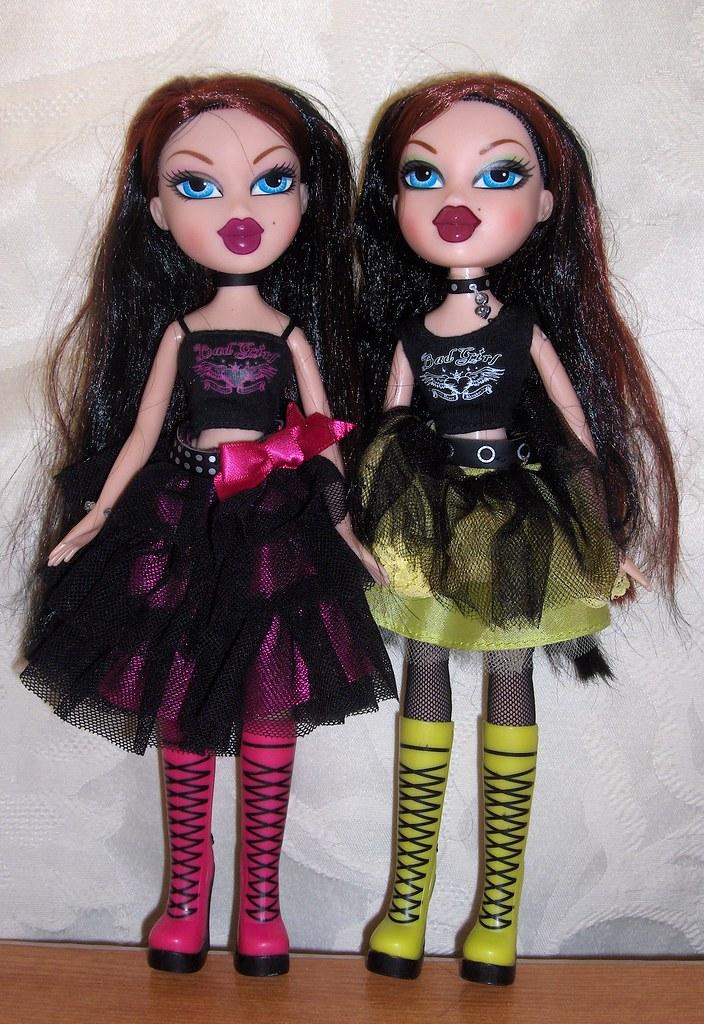 Bratz Wicked Twins Diona & Ciara | Amanda | Flickr
