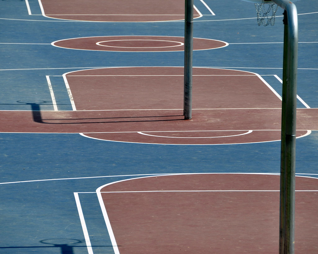 Two-Tone Courts