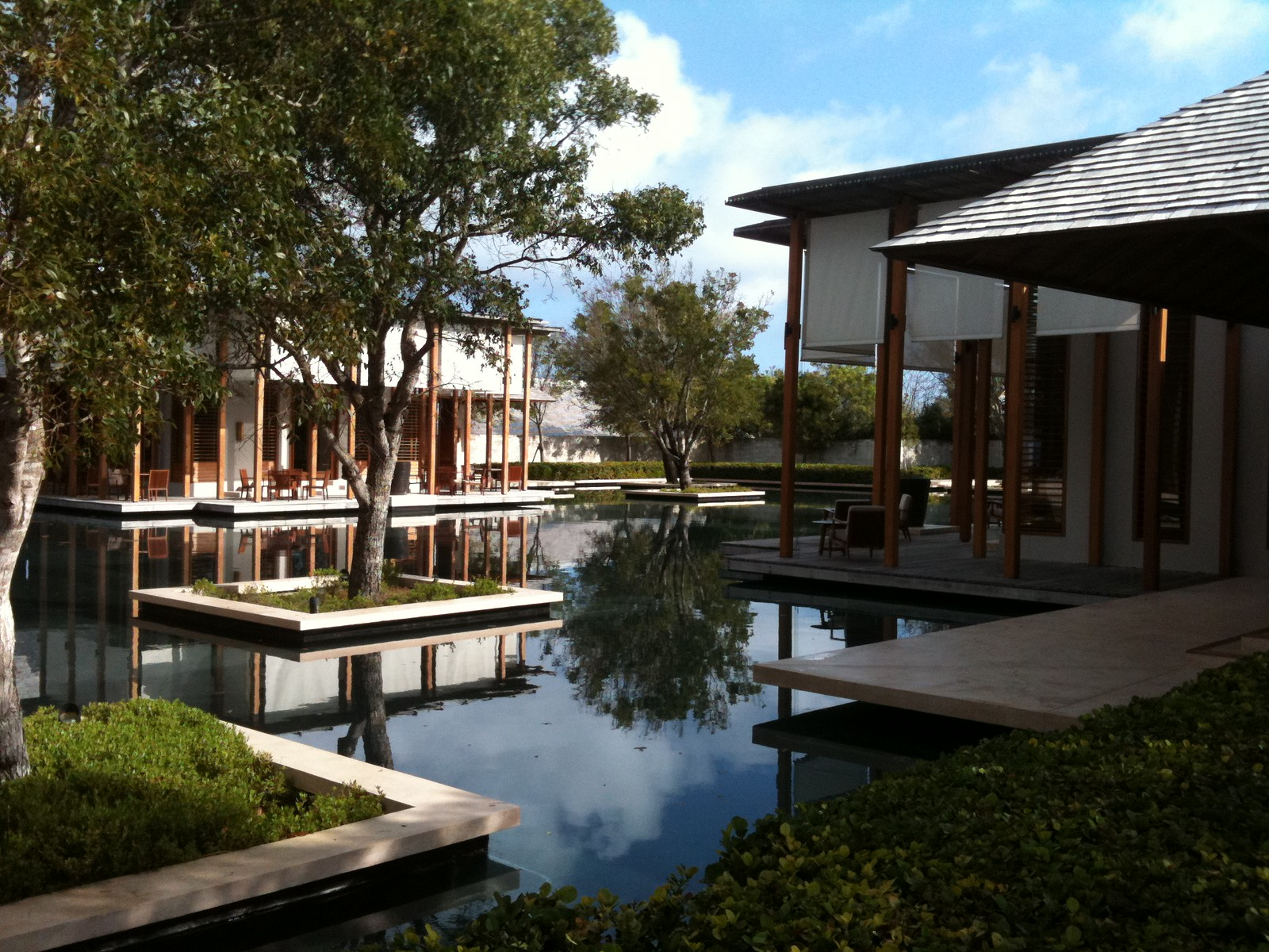 Amanyara in the Turks and Caicos