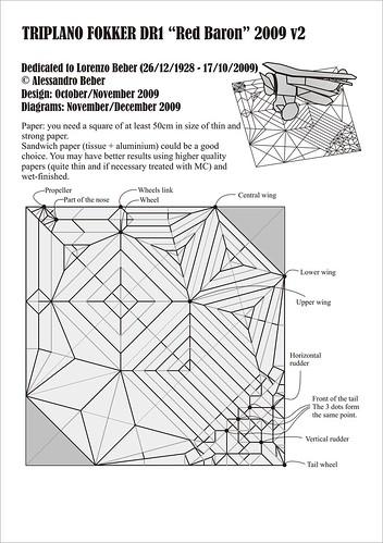 Fokker_CP_p1 | by ale_beber_origami