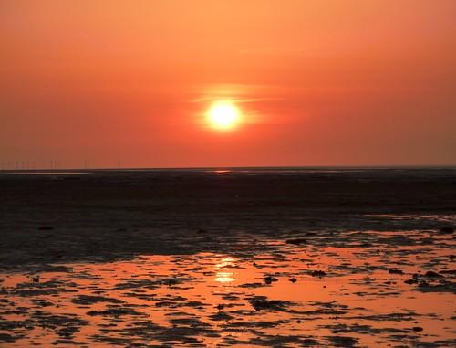 Sunset On Beach 4 (17/04/2010)