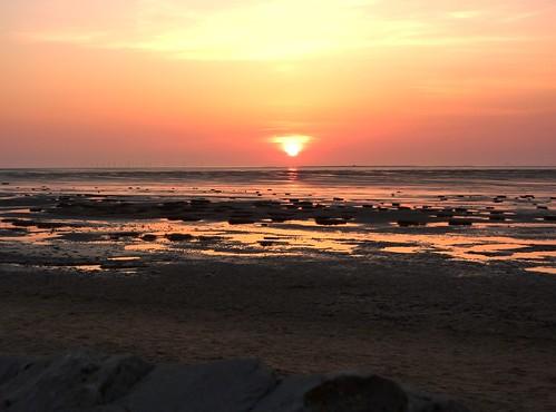 Sunset On Beach 12 (17/04/2010)