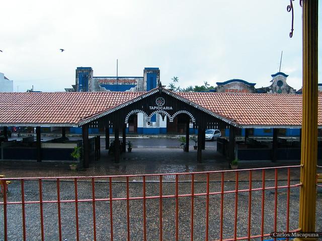 Tapiocaria - Vila - Ilha de Mosqueiro (Belém do Pará)