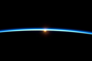 Sunset Over Earth | by NASA Goddard Photo and Video