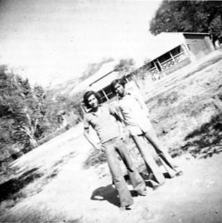 Sudheer and Kishore Gaikwad '76