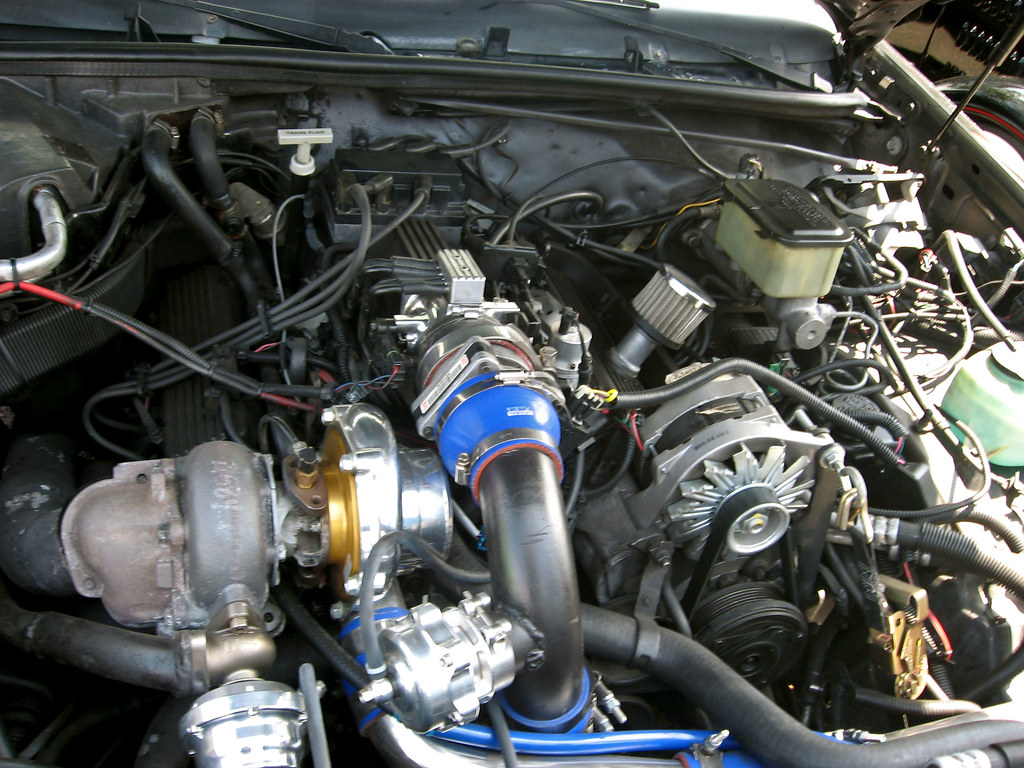 1986 Buick Grand National engine | Ate Up With Motor | Flickr