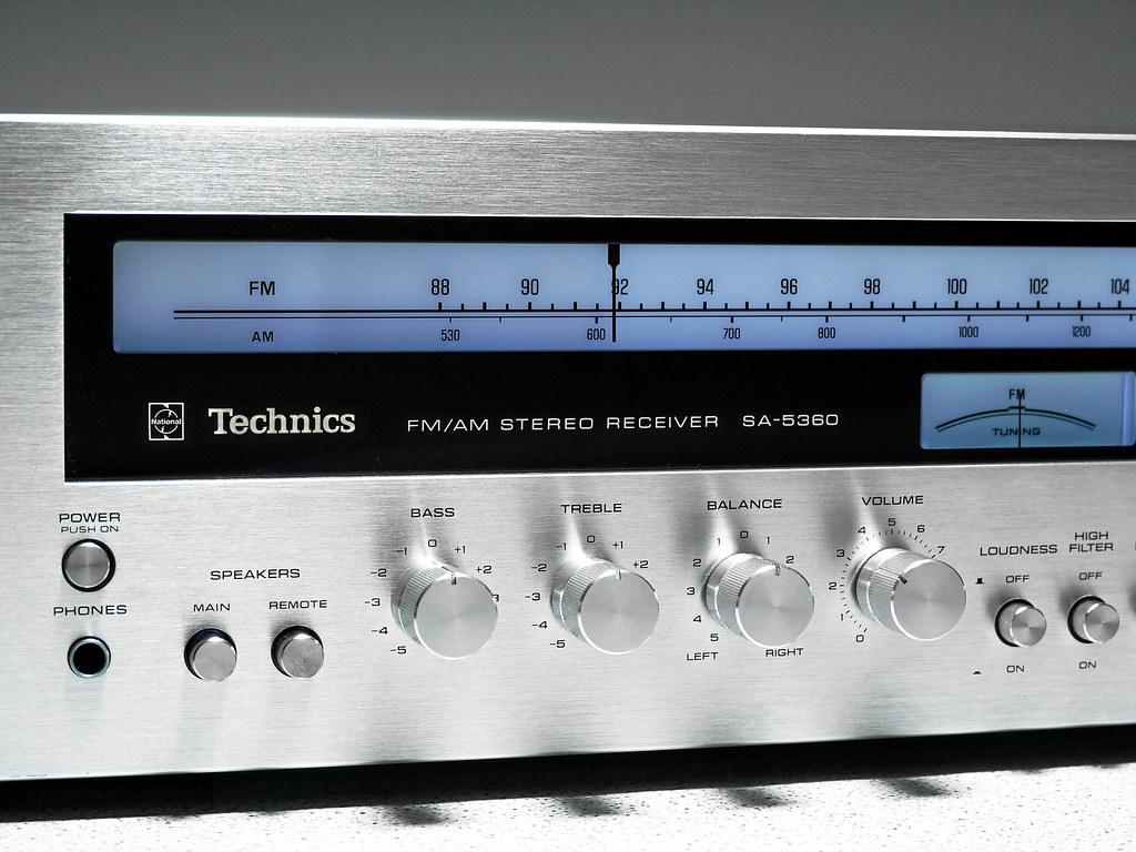 Technics SA 5360 blue | sorry, I made a mistake - Bullshit