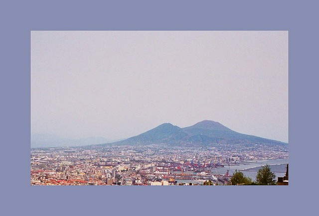 I'll spend 10 days in Naples, see you soon, my friends