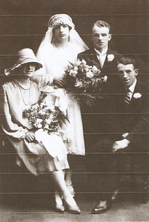 Jack Casserly Wedding 1928 | by Naomh Fionnbarra GAA Club