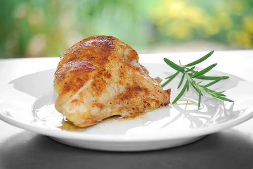 Cooked Chicken Breast | by Steve A Johnson