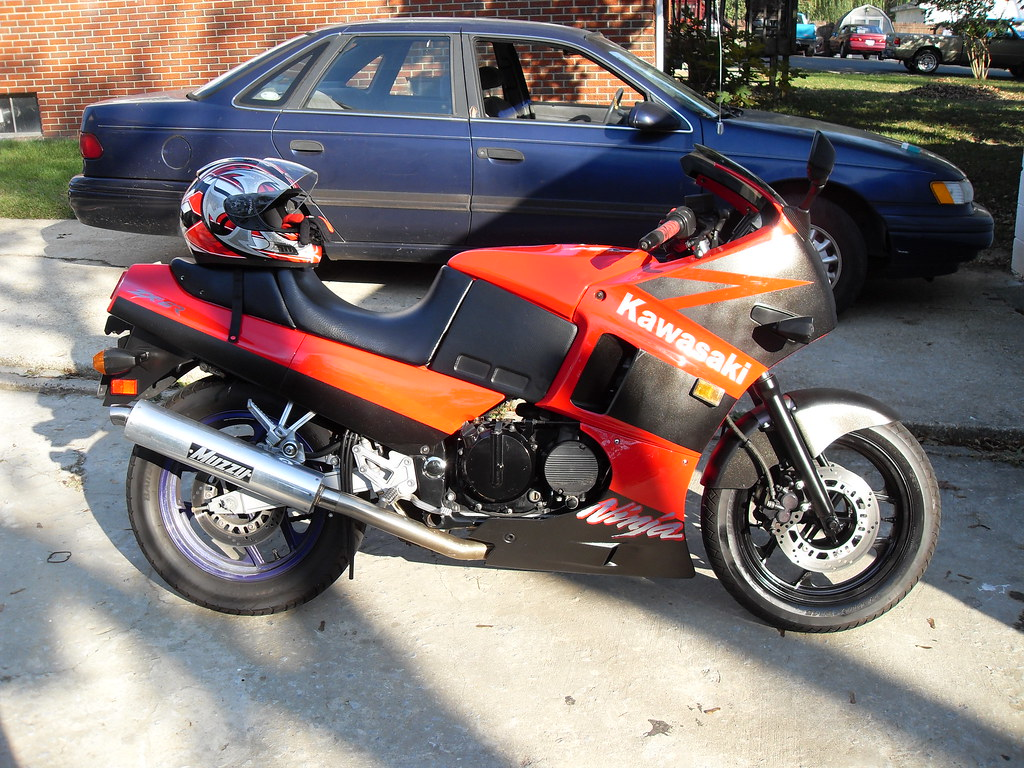 1997 Kawasaki Ninja Zx6r Custom 8 Vluu L200 Samsung L2 Flickr
