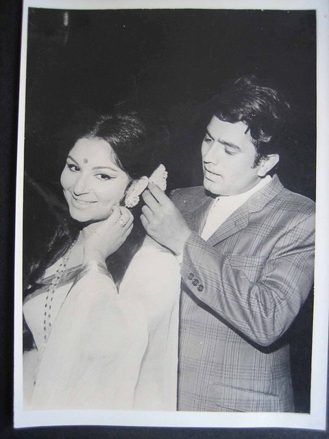 Rajesh-Sharmila - In 'Tyaag'