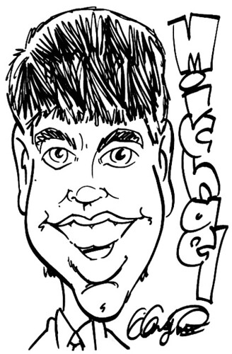 caricature_01   by Michael Paulukonis