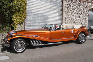 clénet roadster limo   by hansecoloursmay