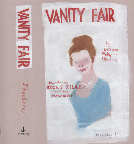 "Jennie Ottinger ""Vanity Fair (book cover)"""