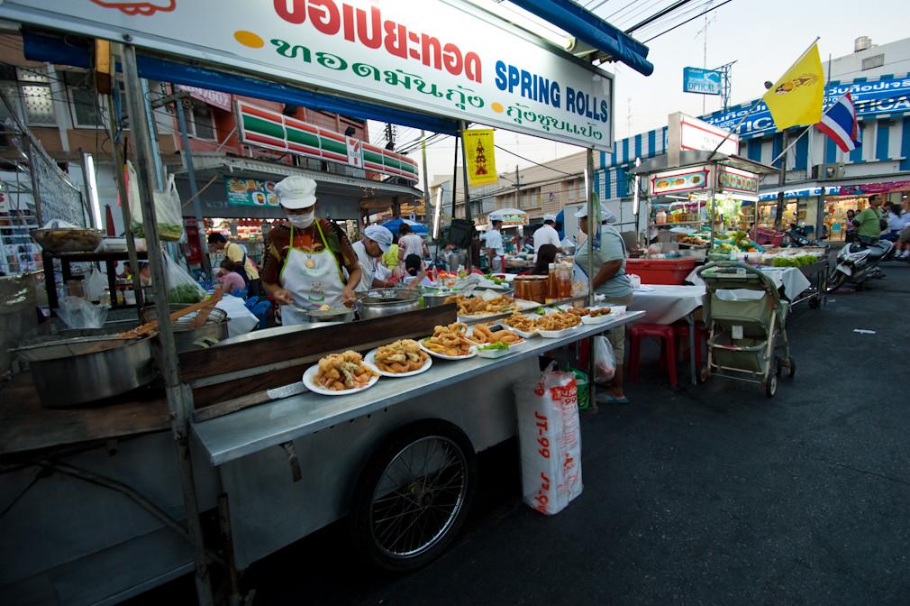 Hua Hin Night Market Seafood   Soon Koon   Flickr
