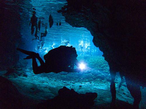 Gran Cenote - Cavern Zone | by asbjorn.hansen
