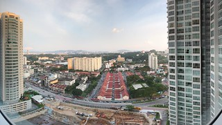 Panoramic View from my Appartment
