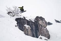 Lyžař: Patrik Divín