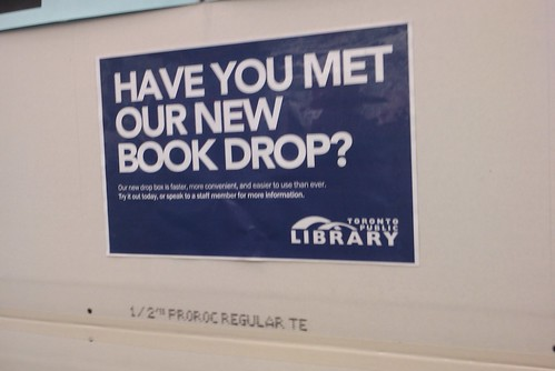 This is what's wrong with the Toronto Library | by WEBarnes