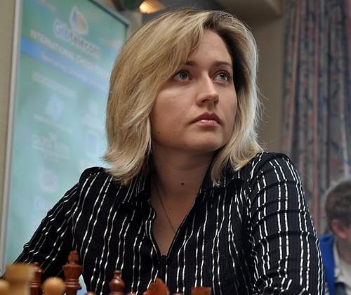 Grandmaster Natalia Zhukova