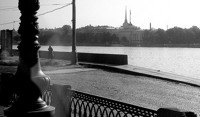 St-Petersburg: Neva and Admiralaty