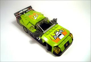 NASCAR Car #57