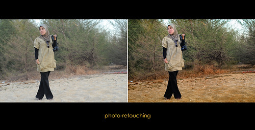 photoretouching