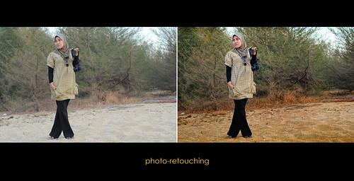 photoretouching