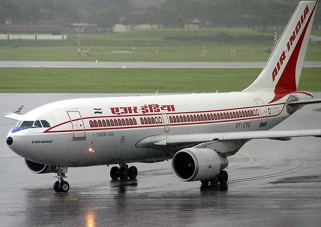 A310-324 | Air India | VT-EVU | SIN