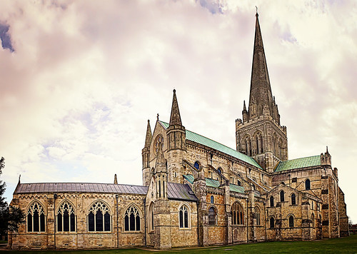 Chichester Cathedral Panorama | by Hexagoneye Photography