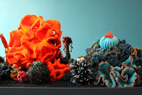 Crocheted Coral | by stitchlily