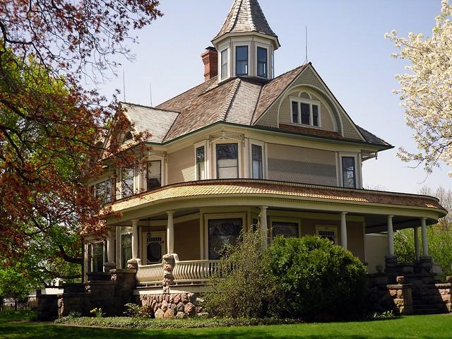 Victorian in Richmond, Illinois