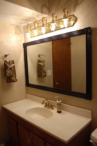Bathroom Mirror After | by Sarah.WV
