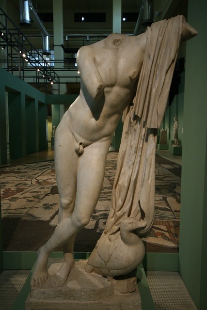 Apollo at Centrale Montemartini, Rome