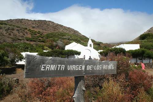 Ermita de la Virgen de Los Reyes