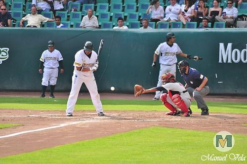 DSC_0093 Pericos de Puebla vs Petroleros de Minatitlán (2do Juego de la Serie) por LAE Manuel Vela