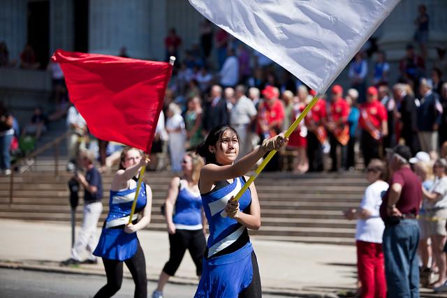 Memorial Day Parade - Albany, NY - 10, May - 06