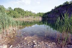 quarry lake by nerradk