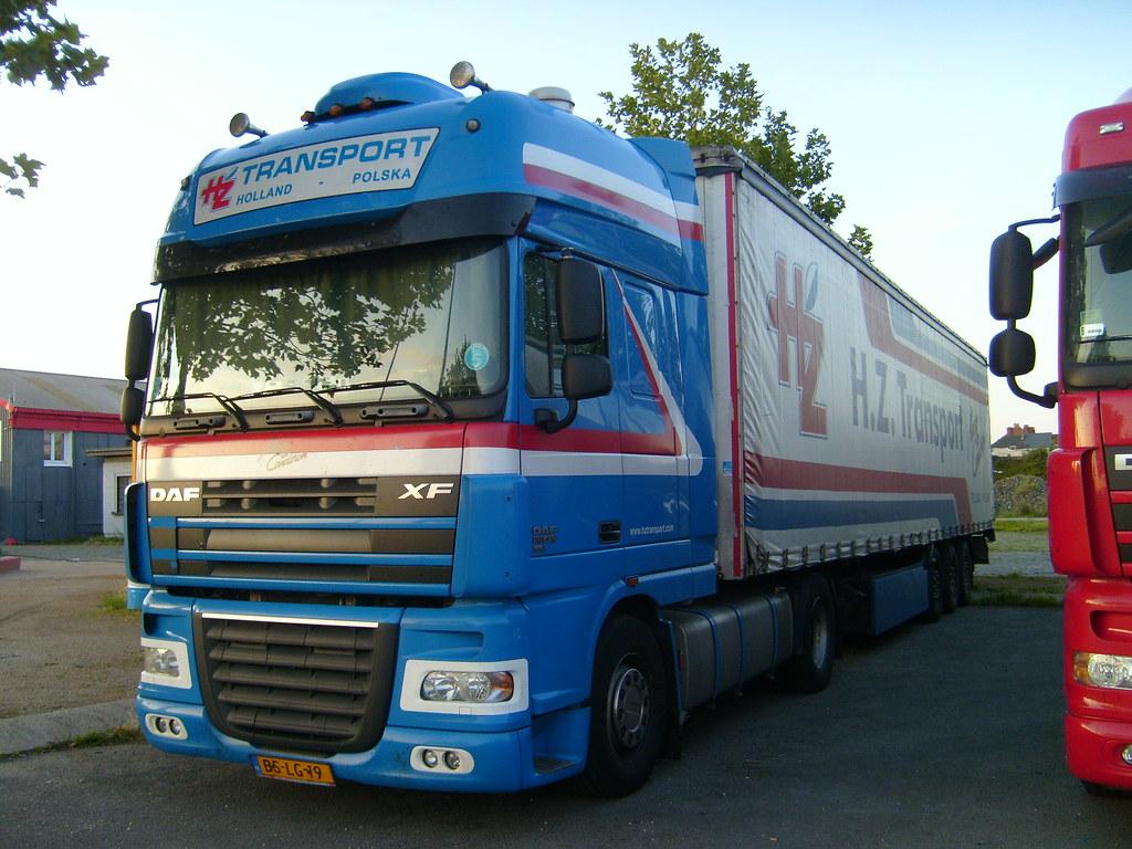 Netherlands > HZ Transport > 26 07 2009   HZ Transport [Maas…   Flickr