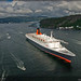 The season of cruise ships in Norway 2008