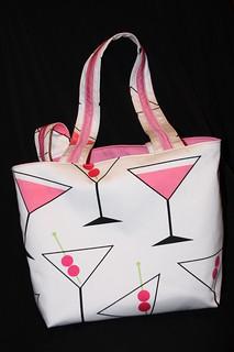 I made it!  Martini Handbag | by unplain-Jane
