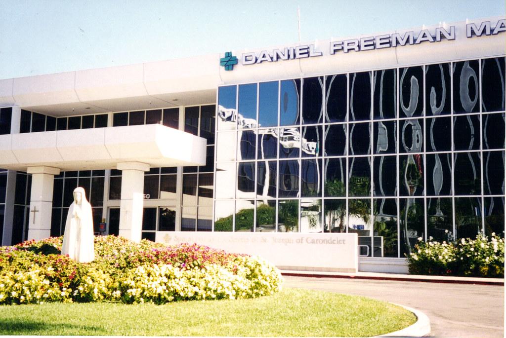 Daniel Freeman Marina Catholic Hospital   Marina del Rey Cal