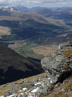 Crianlarich from Ben More   by rthoms27