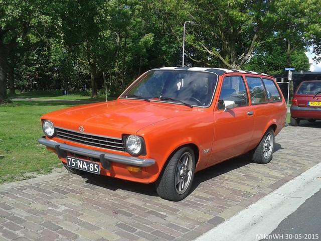 Opel Kadett C Caravan 1976 (75-NA-85)
