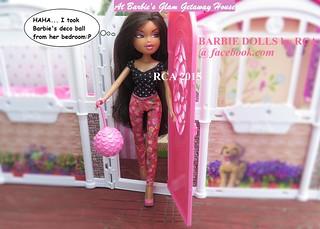Verwonderlijk Bratz core theme Yasmin at Barbie 2015 glam getaway house   Flickr YG-63