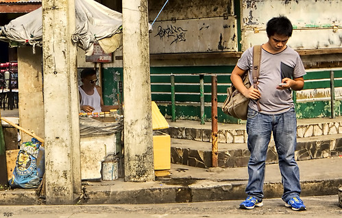 Busy People   by Beegee49