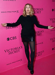 Alexandra Golovanoff Victoria's Secret red carpet 4Chion Lifestyle