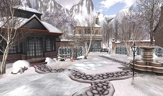 Winter Landscape Village (Conservatory) | by Hidden Gems in Second Life (Interior Designer)