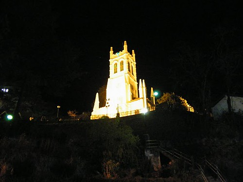 Shimla Church | by Srikanta Mahapatra